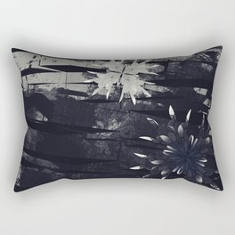 When Mind Goes Astray Rectangular Pillow