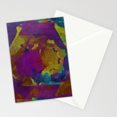 Shapes#5 Stationery Cards
