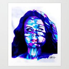 Olivia Crain Art Print