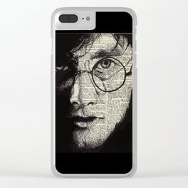 Harry Clear iPhone Case