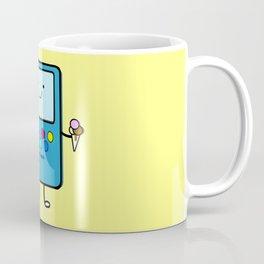 Ice cream lover video game Coffee Mug