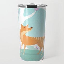 The Last Tiger Travel Mug
