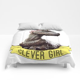Clever Girl Comforters