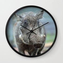 Warthog_2015_0401 Wall Clock