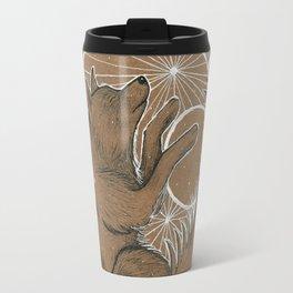 Wolf Moon Catcher Travel Mug