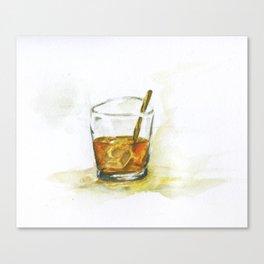 Tumbler  Canvas Print
