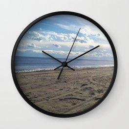 Misquamicut Beach, Westerly, RI Wall Clock