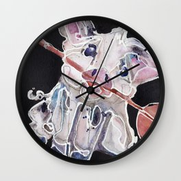 Pua Wall Clock