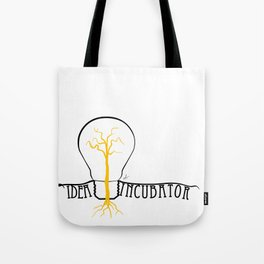 idea incubator Tote Bag