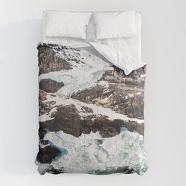 Sea and Mountains Comforters