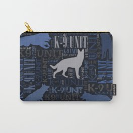 K-9 Unit  -Police Dog Unit Carry-All Pouch