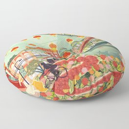 San Francisco Floor Pillow