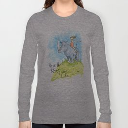 Have the Rhino of your Life Long Sleeve T-shirt