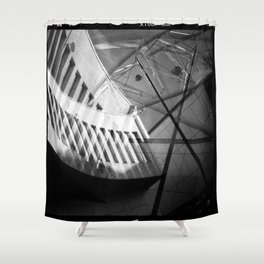 BRUM #002 Shower Curtain