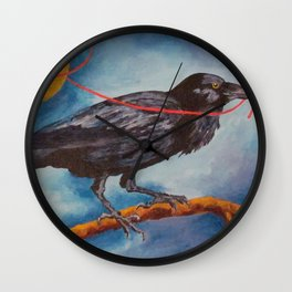 I'll Losso The Moon for You Wall Clock