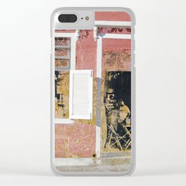Rua 139 Clear iPhone Case