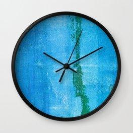 Abstract No. 208 Wall Clock