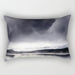 Frozen world Rectangular Pillow