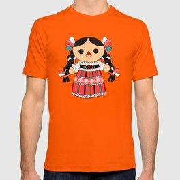 Maria 4 (Mexican Doll) T-shirt