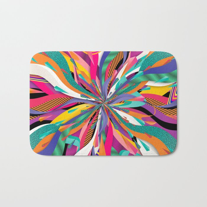 Pop Tunnel Bath Mat