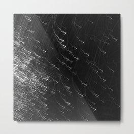 Stars in Motion Metal Print
