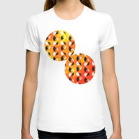 circus T-shirts featuring Circus by Raluca Ag