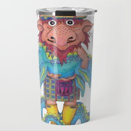 Keeper of the LOCH! Travel Mug