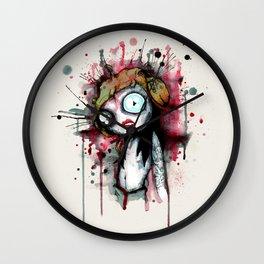 Man That You Fear Wall Clock