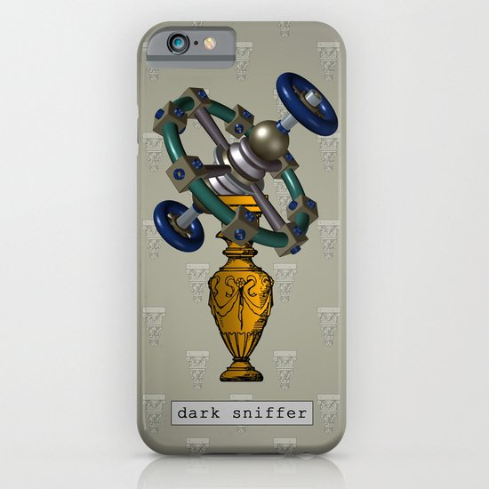 Dark Sniffer iPhone & iPod Case
