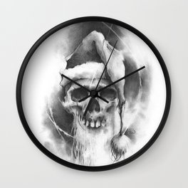 The Ded Moroz Wall Clock