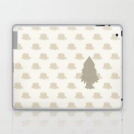 The Last Christmas Tree Laptop & iPad Skin