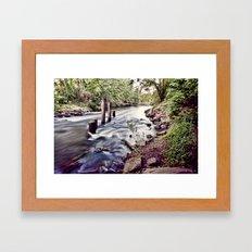 times gone by Framed Art Print