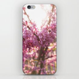 Blossoms Pt. 2 iPhone Skin