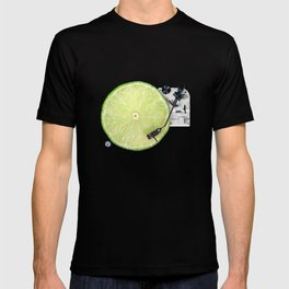 LIME DJ T-shirt