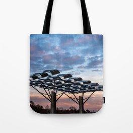 Manmade vs Nature Tote Bag