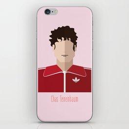 Chas Tenenbaum iPhone Skin