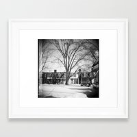 new jersey Framed Art Prints featuring New Jersey by Jacqueline Bernal Photography