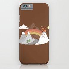 Volcano Fact Slim Case iPhone 6s