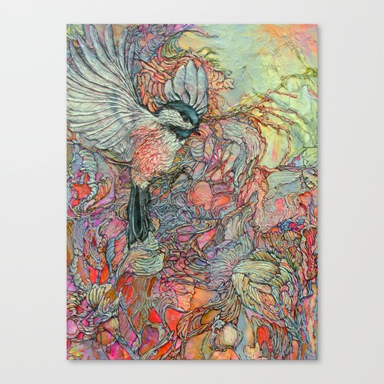 Remembering Delight Canvas Print