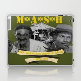 M*A*S*H: The Traveling Medical Show Laptop & iPad Skin