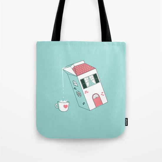 Housepour Tote Bag