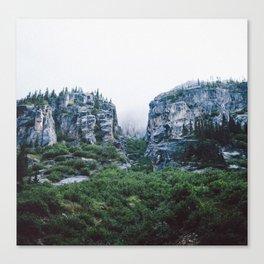 White Pass Canvas Print