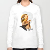 clint eastwood Long Sleeve T-shirts featuring Eastwood by zero Bounty