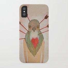 Bleeding Heart (Oh such a nice boy) iPhone Case