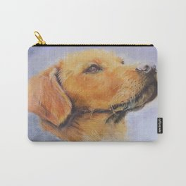 Doe Eyed Dog Carry-All Pouch