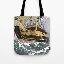 Sailors & Pirates Tote Bag