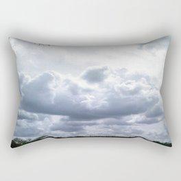 Tut Tut, It Looks Like Rain Rectangular Pillow
