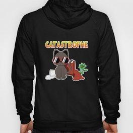 Fun Cat Catastrophe Cat Owner Kitty Gift Hoody
