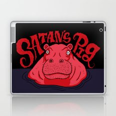 Satan's Pig Laptop & iPad Skin