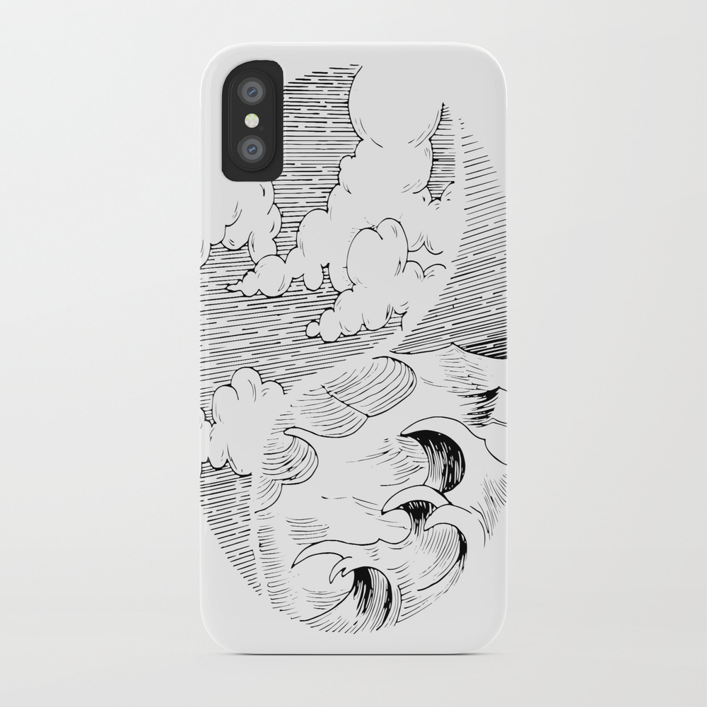 Storm In A Cup Phone Case by Adhesive PCS8492934